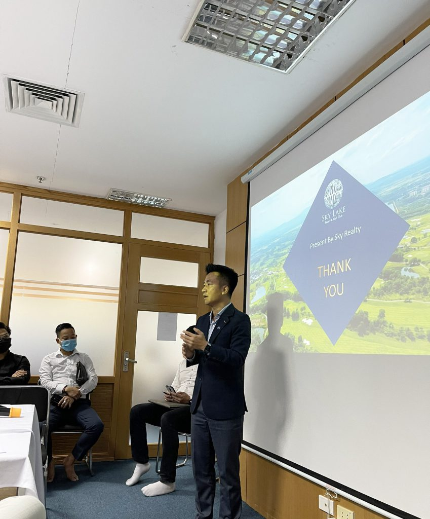 Ông Tống Thanh Chung – Chủ tịch HĐQT Công ty Sky Realty