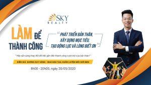sky group- làm để thành công