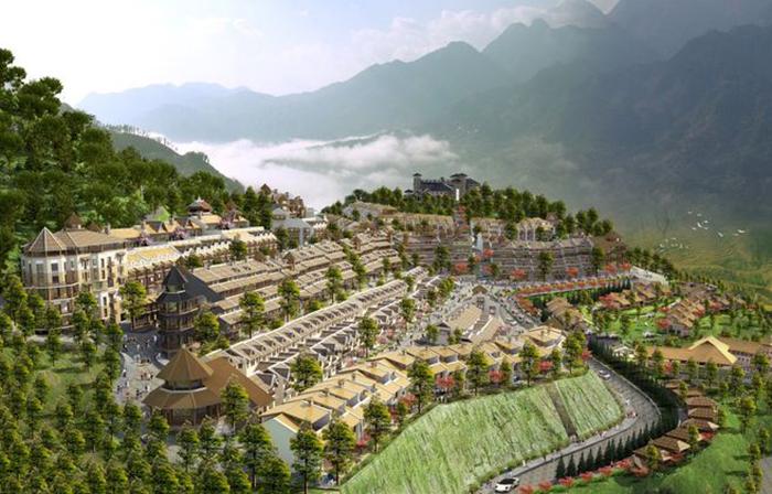 Dự án Sun Group Sapa - Thiên đường nghỉ dưỡng trên mây tại Sapa