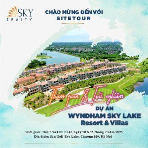 trải nghiệm dự án Sky Lake